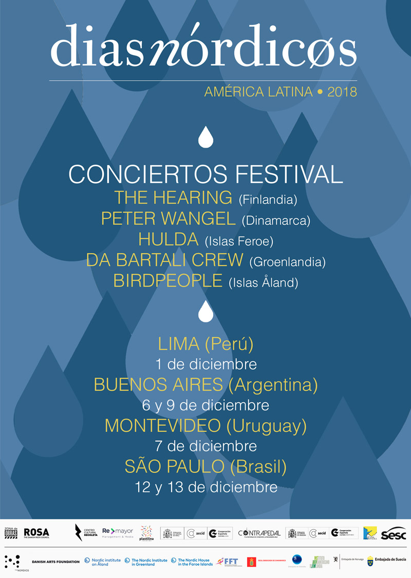 Días Nórdicos América Latina 2018