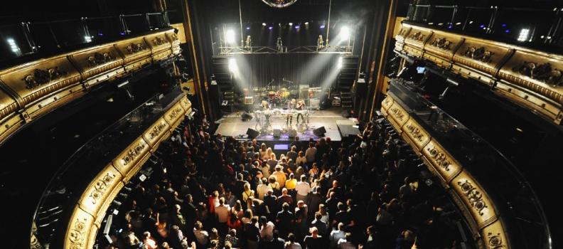 Fotos de los conciertos en Joy Eslava (Madrid)