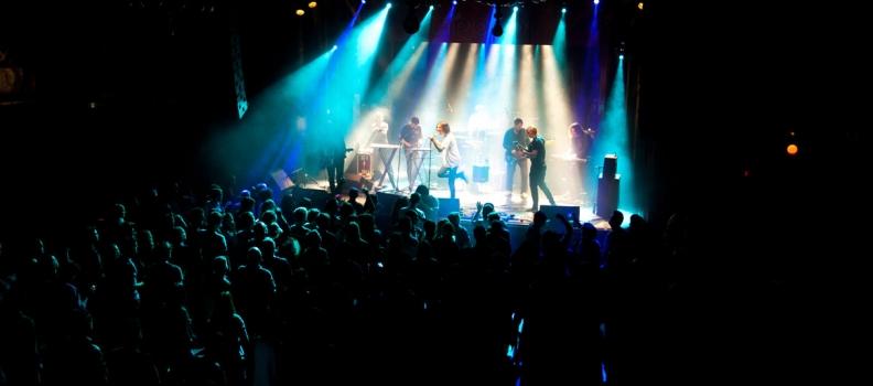Fotos de los conciertos en Apolo (Barcelona)