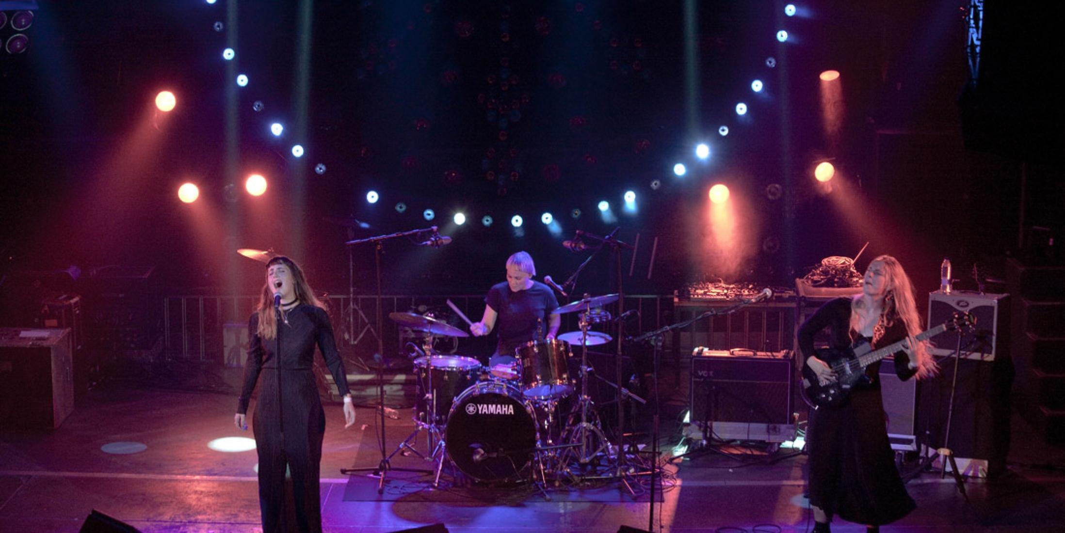 Fotos de los conciertos en Madrid y Barcelona
