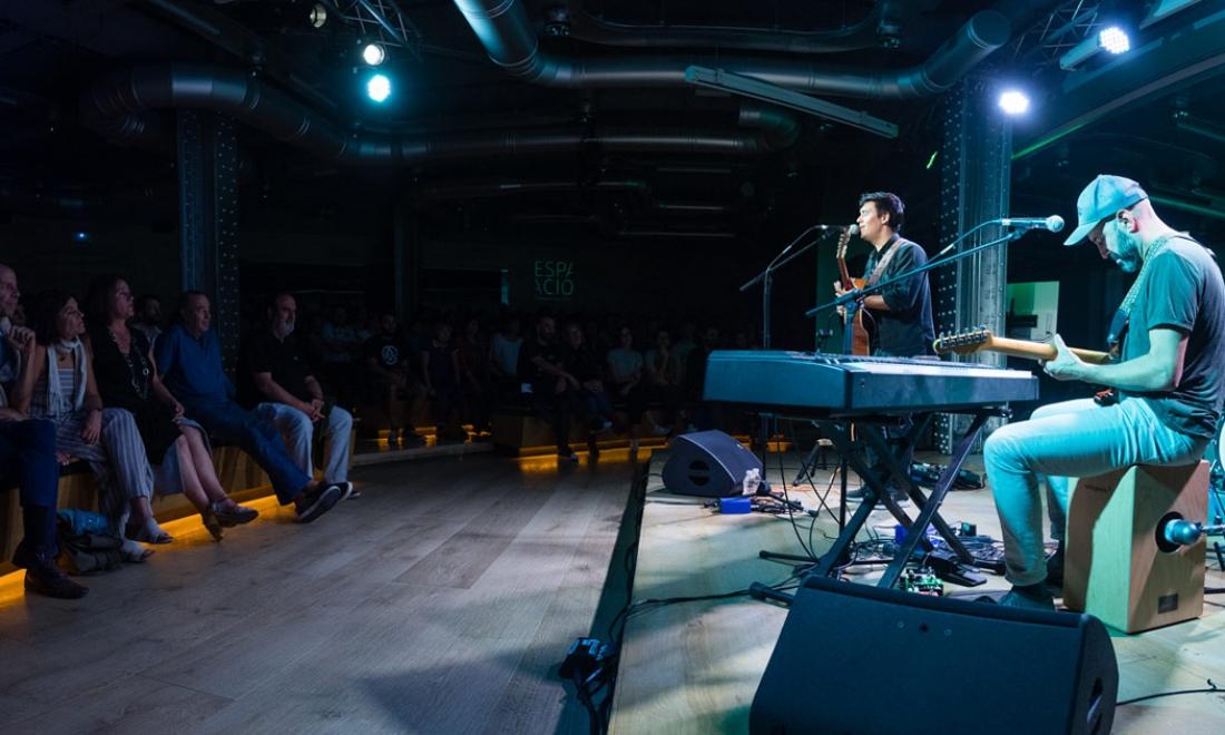Vídeos de los conciertos de Días Nórdicos en Madrid. Octubre de 2019